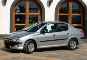 Аренда Peugeot 206