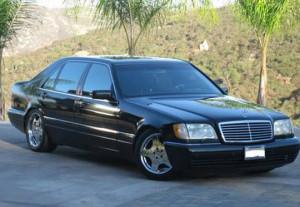 Аренда Mercedes S 600 LONG