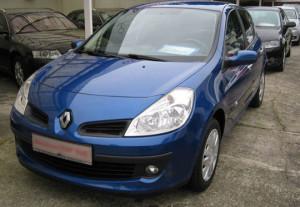 Аренда Renault Clio 3