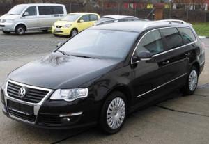 Аренда Volkswagen Passat b6