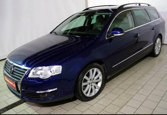 Аренда Volkswagen Passat  2010