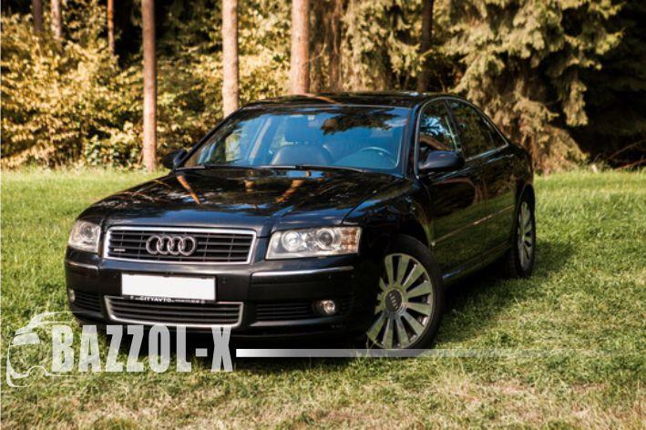 Аренда Audi A8  2005