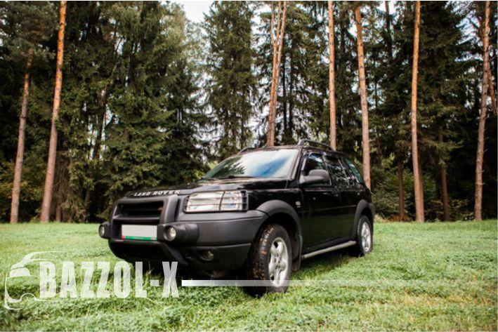 Аренда Land Rover Freelander