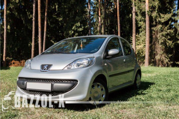 Аренда Peugeot 107 2007