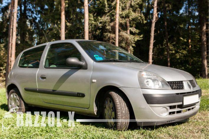 Аренда Renault Clio